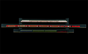 supporto lungo - lunghezza del tubo 200 - 300cm