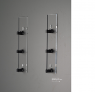Divided Wall-Mounting Gauge H0
