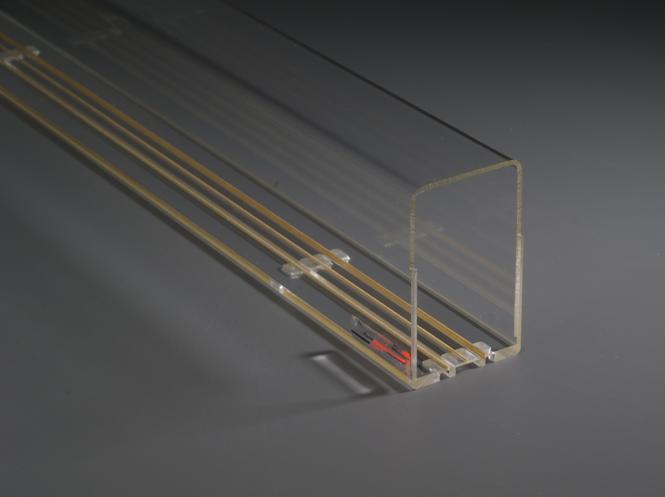 SKY-TRACK-Vision Spur H0 kurze Auflage (30 cm)