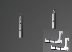 Accessori in alluminio scartamento TT