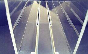 TRAIN-SAFE Roll Gauge 0 short width (50 cm)